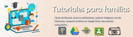TUTORIALES FAMILIAS